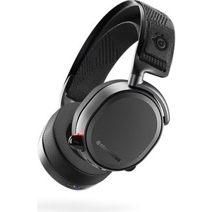 Игровые наушники SteelSeries Arctis Pro Wireless black (61473) steelseries arctis 7 2019 edition black