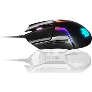 лучшая цена Игровая мышь SteelSeries Rival 600 black