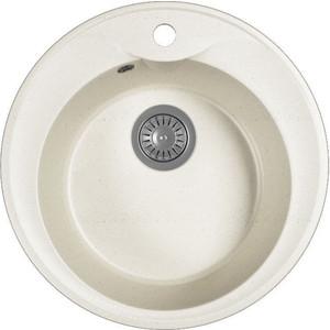 Кухонная мойка BAMBOO Ротанг 500 белый (29.010.B0500.401)