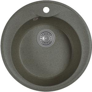 Кухонная мойка BAMBOO Ротанг 500 черный (29.010.B0500.407)