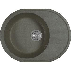 Кухонная мойка BAMBOO Лиана 620 черный (29.020.B0620.407)