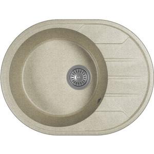 Кухонная мойка BAMBOO Лиана 620 серый (29.020.B0620.408)