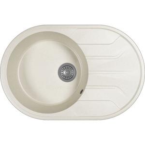 Кухонная мойка BAMBOO Лиана 760 белый (29.020.C0760.401)