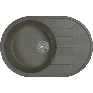 Кухонная мойка BAMBOO Лиана 760 черный (29.020.C0760.407) rosalind черный 760 a