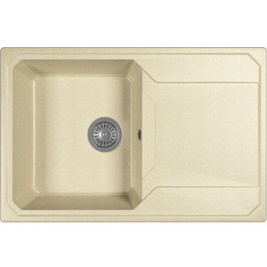 Кухонная мойка BAMBOO Кардинал 760 латте (29.030.C0760.403)
