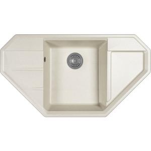 Кухонная мойка BAMBOO Крона 910 белый (29.040.D0910.401)