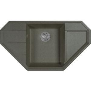 Кухонная мойка BAMBOO Крона 910 черный (29.040.D0910.407)