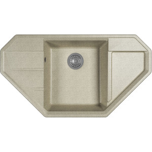 Кухонная мойка BAMBOO Крона 910 серый (29.040.D0910.408)