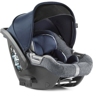 Автокресло Inglesina CAB для коляски Aptica цвет NIAGARA BLUE AV70K6NGB автокресло 0 bugaboo turtle by nuna car seat для коляски cameleon 80703zw01 80401mc02
