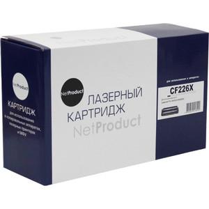 Картридж NetProduct CF226X 9000 стр.