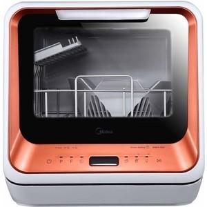 Посудомоечная машина Midea MCFD42900OR MINI цена