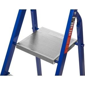 Лестница-стремянка MIRAX 6 ступеней, 121см (38800-06)