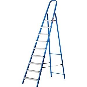 Лестница-стремянка MIRAX 9 ступеней, 182см (38800-09)