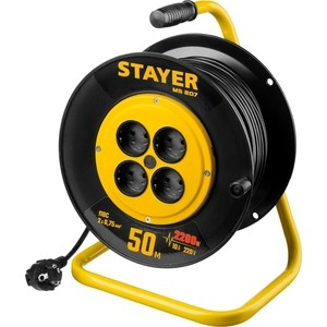 Удлинитель Stayer 50м MS 207 (55073-50)