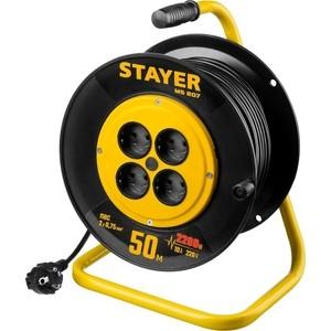 Удлинитель Stayer 50м MS 207 (55073-50) цена 2017
