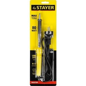 Паяльник Stayer MASTER 80Вт (55305-80) master b 18 epr