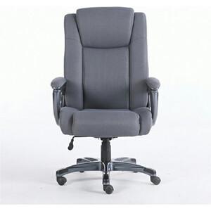 Кресло офисное Brabix Solid HD-005 ткань, серое 531823