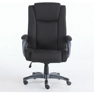 Кресло офисное Brabix Solid HD-005 ткань, черное 531822