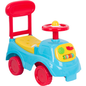 Каталка Kids Rider 1827 (happy plane blue) (GL000808141)