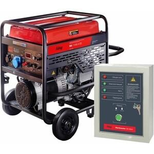 Генератор бензиновый Fubag BS 11000 A ES + блок автоматики Startmaster BS 6600