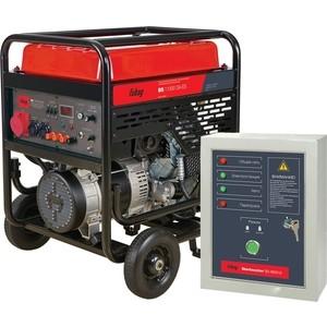 Генератор бензиновый Fubag BS 11000 DA ES + блок автоматики Startmaster BS 6600 D все цены
