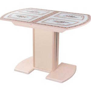 Стол Домотека Танго ПО МД ст-72 05 МД/КР стол домотека чинзано по мд ст кр 05 вп кр кр