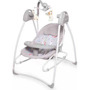 Электрокачели Baby Care Butterfly 2в1 Бежевый 18 цена