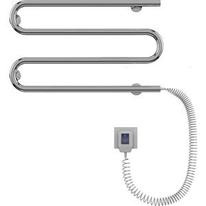 Полотенцесушитель электрический Terminus М-образный 375х600