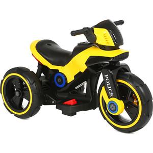Мотоцикл Wickes 3-6 лет SW198A Police желтый (GL000534079)
