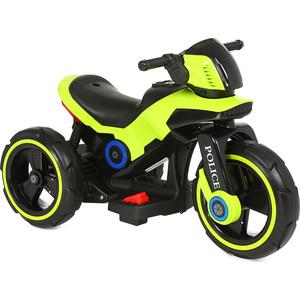 Мотоцикл Wickes 3-6 лет SW198A Police зеленый (GL000534076)
