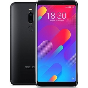 Смартфон Meizu M8 4/64GB Black цена