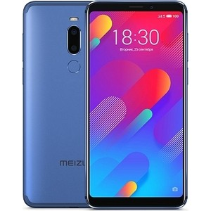 Смартфон Meizu M8 4/64GB Blue телефон meizu pro 7 64gb черный