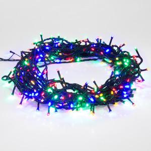 цена на Neon-Night Гирлянда светодиодная универсальная 120 LED МУЛЬТИКОЛОР 12 метров с контроллером