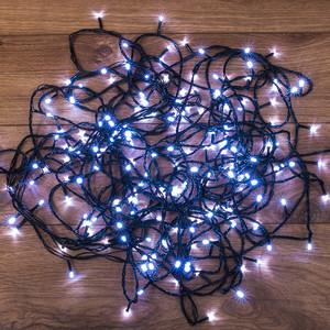 Neon-Night Гирлянда светодиодная универсальная 120 LED БЕЛЫЕ 12 метров