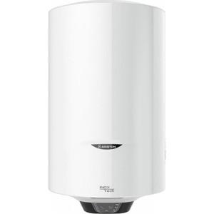 Электрический накопительный водонагреватель Ariston PRO1 ECO INOX ABS PW 50 V SLIM электрический накопительный водонагреватель ariston abs blu eco pw 50 v slim