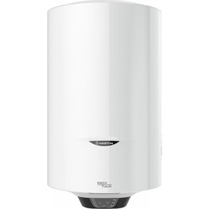 Электрический накопительный водонагреватель Ariston PRO1 ECO INOX ABS PW 65 V SLIM электрический накопительный водонагреватель ariston abs pro eco inox pw 80 v