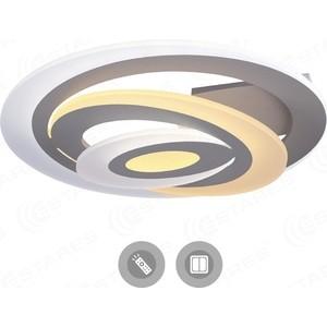 Управляемый светодиодный светильник Estares Spiral double 60W OV-500-white-220-ip44 встраиваемый светодиодный ультратонкий светильник estares dl 7 white тёплый белый