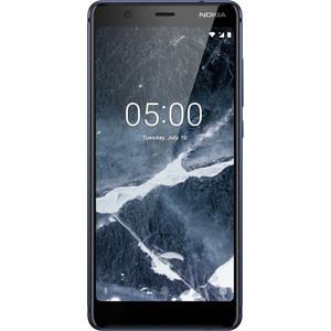 Смартфон Nokia 5.1 2/16GB Blue цена и фото