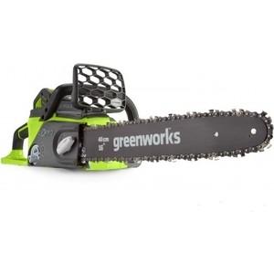 Аккумуляторная пила GreenWorks GD40CS40K3