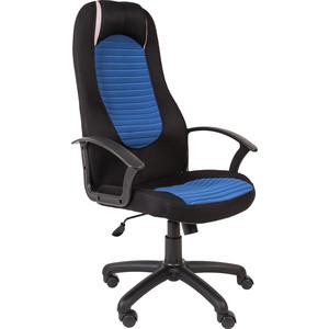 Офисное кресло Русские кресла РК 193 S голубой/ TW-11 черный аксессуар joy kie tw 06 hl f22 12 20
