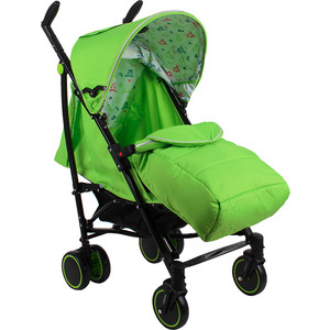 Коляска трость GLORY зеленая GL000721620 коляска трость glory желтая gl000712954