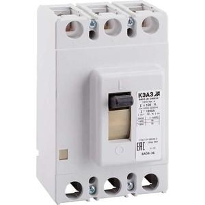 Выключатель автоматический КЭАЗ ВА04-36-340010 160А 690AC УХЛ3 (107545) добавка 160а