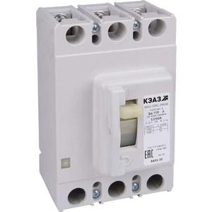 Выключатель автоматический КЭАЗ ВА51-35М3-340010 400А 690AC УХЛ3 (108391) выключатель автоматический курскэаз ва51 35м1 340010 100а 690ac ухл3 108310 146749