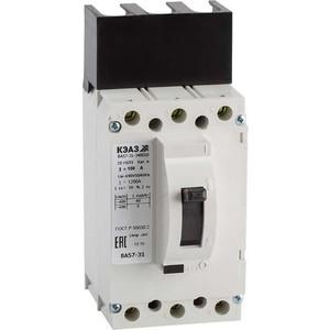 цена Выключатель автоматический дифференциального тока КЭАЗ ВА57-31-340010 80А 1200Im 690AC УХЛ3 (108428) онлайн в 2017 году