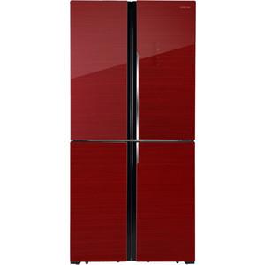 лучшая цена Холодильник Hiberg RFQ-490DX NFGR