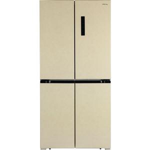 лучшая цена Холодильник Hiberg RFQ-490DX NFYm