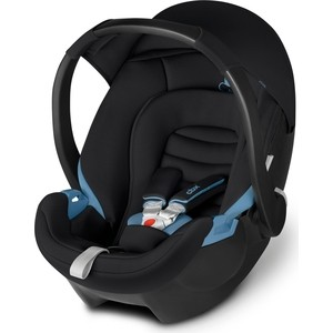 Автокресло CBX by Cybex Aton Basic CBX Cozy Black (518001561) автокресло cbx by cybex shima jeansy blue 518001939
