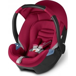 Автокресло CBX by Cybex Aton Basic CBX Crunchy Red (518001565) автокресло cbx by cybex aton basic cbx comfy grey 518001563