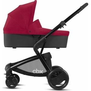 Коляска 2 в 1 CBX by Cybex Bimisi Pure Crunchy Red (518001633) автокресло cbx by cybex aton basic cbx crunchy red 518001565