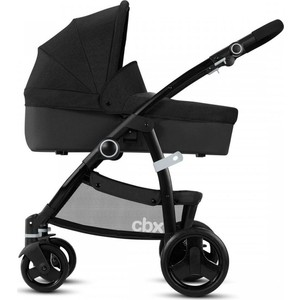 Коляска 2 в 1 CBX by Cybex Leotie Pure Smoky Anthracite (518001657)